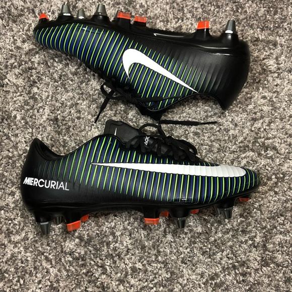meet d1a70 0c9ff Nike Mercurial Vapor XI SG Pro (831941 014 ) ⚽️ 🥅 NWT